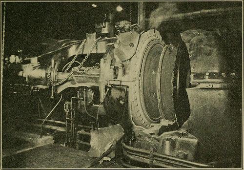 machining turbine rotors