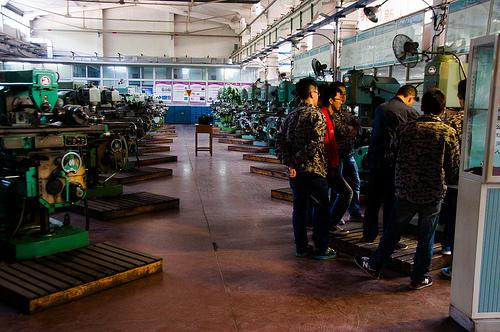 china cnc milling machining