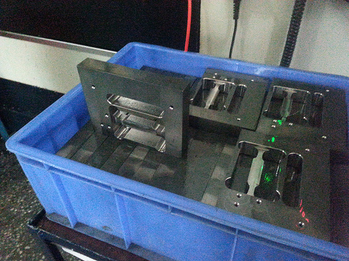 cnc manufacturing china