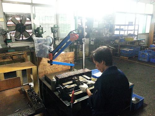cnc machined part china