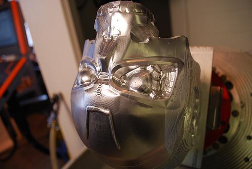 Robot Head – Terminator